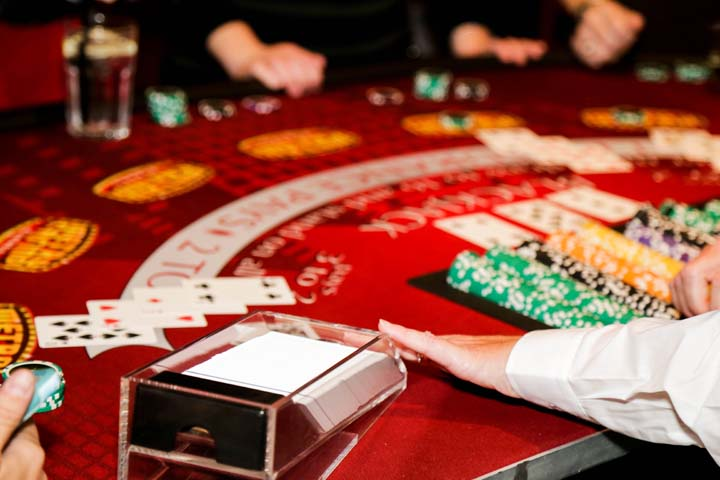 Kind of games the online casino houses